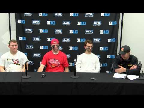 Press Conference: Maryland Big Ten Final