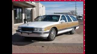 (13156A) 1996 Buick Roadmaster For Sale!!