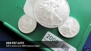 2009 American Silver Eagle Dollar