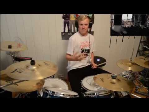 Cartoons - Witch Doctor (Drum cover) #youplaydrums