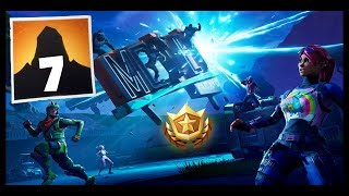 "Fortnite ""ROAD TRIP WEEK 7"" Secret Star Emplacement"