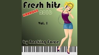 I Took a Pill in Ibiza (SeeB Remix) (Originally Performed by Mike Posner) (Karaoke Version)