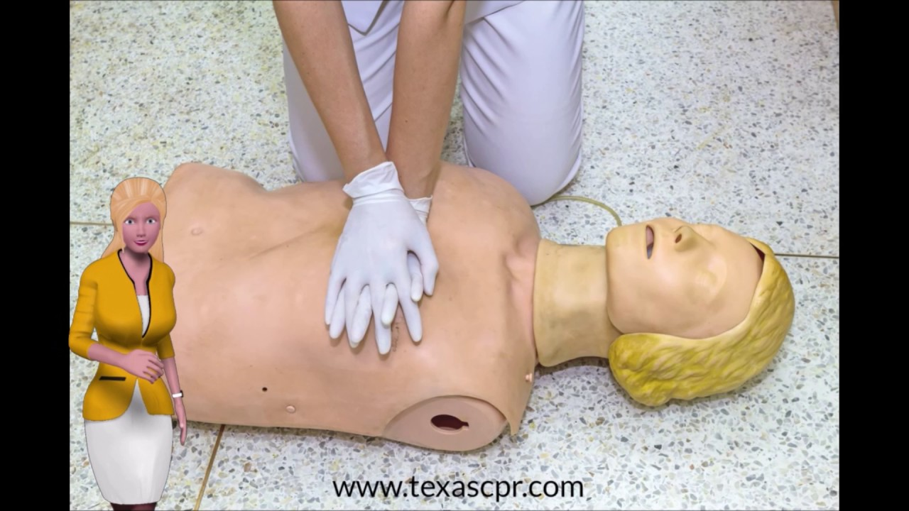 Classes And Training For Cpr Certification Dallas Fort Worth Youtube