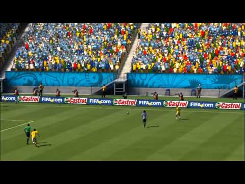 COLOMBIA - URUGUAY | 2014 FIFA World Cup (All Goals Highlights HD)