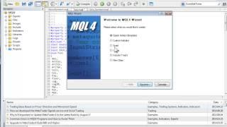Curso completo MQL4 Cap. 9 Revisión de funciones matemáticas y Arrays