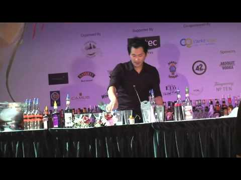 18th Asia Pacific Bartender of the Year 2008 - Korea Heats