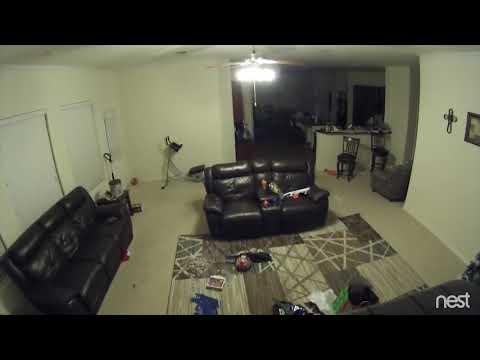INSANE INSIDE THE TORNADO | CCTV FOOTAGE
