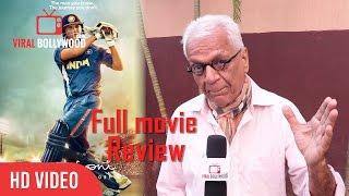 M.S Dhoni Full Movie Review | Lalu Makhija | Viralbollywood Entertainment