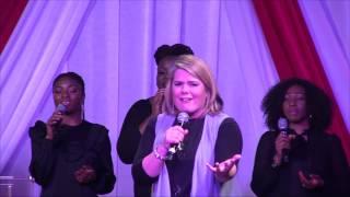 HELEN YOUSAF @ GLORYHOUSE WATCH NIGHT 2017 (NEW YEARS EVE SERVICE)