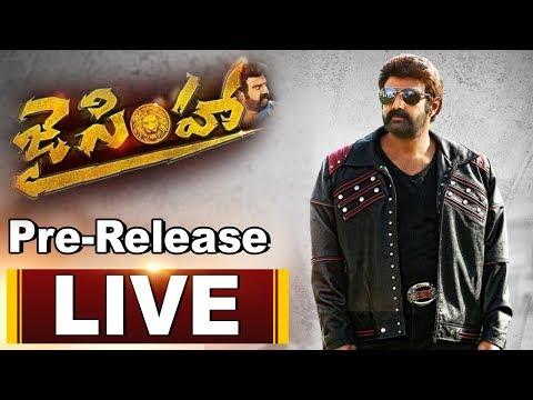 Jai Simha Pre-Release Event | Nandamuri...
