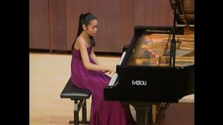 Tiffany Poon plays Bach French Suite No. 5 in G Major, BWV 816