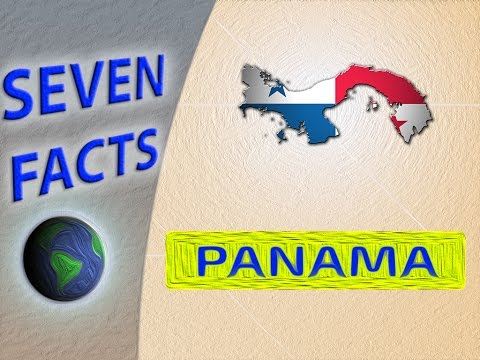 7 Facts about Panama