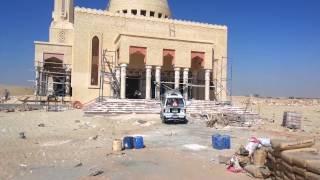 مسجد قناة السويس الجديدة  : تحفة معمارية يوليو 2015