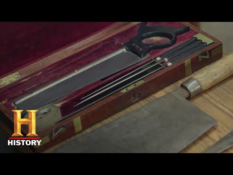 American Ripper: Analyzing The Knives   July 18th 10/9c   History
