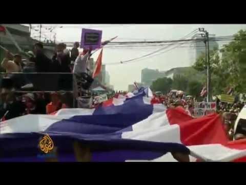 กำนันสุเทพ Thailand Protests Suthep Thaugsuban says he's prepared to die