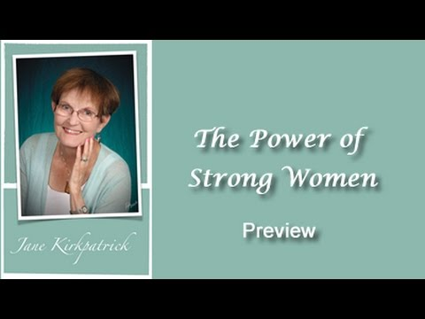 Jane Kirkpatrick - The Power of Strong Women Preview