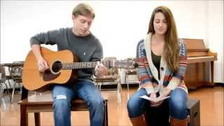 """Whiskey Lullaby"" by Brad Paisley (& Alison Krauss) - Cover by Timothy Baker and Nicole Craigmile"