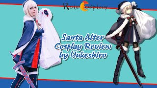Fate/Grand Order Santa Saber Alter cosplay Review by Yukeshiro