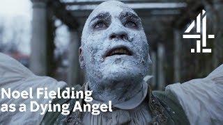 Noel Fielding Stars in Beautiful Short Film   Random Acts   Swansong by Joseph Lynn