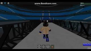 AJ Styles Entrance {WWE Roblox}