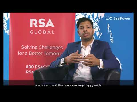 RSA Global Solar Power Project