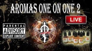 La Noche de la Alquimia 44 programa 18/04/2016. Revisión aromas One on One 2