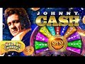 Jackpot Party Casino Slots - NEW! Johnny Cash Game