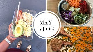 28 Days of The Whole 30 | May Vlog