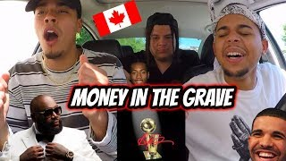 Baixar DRAKE - MONEY IN THE GRAVE (FT RICK ROSS) REACTION REVIEW