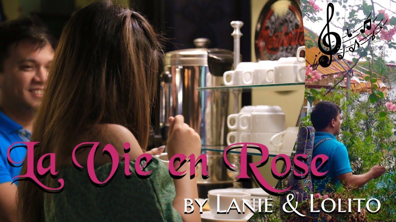 LA VIE EN ROSE Ukelele Cover - Lolito & the Traveling Architect