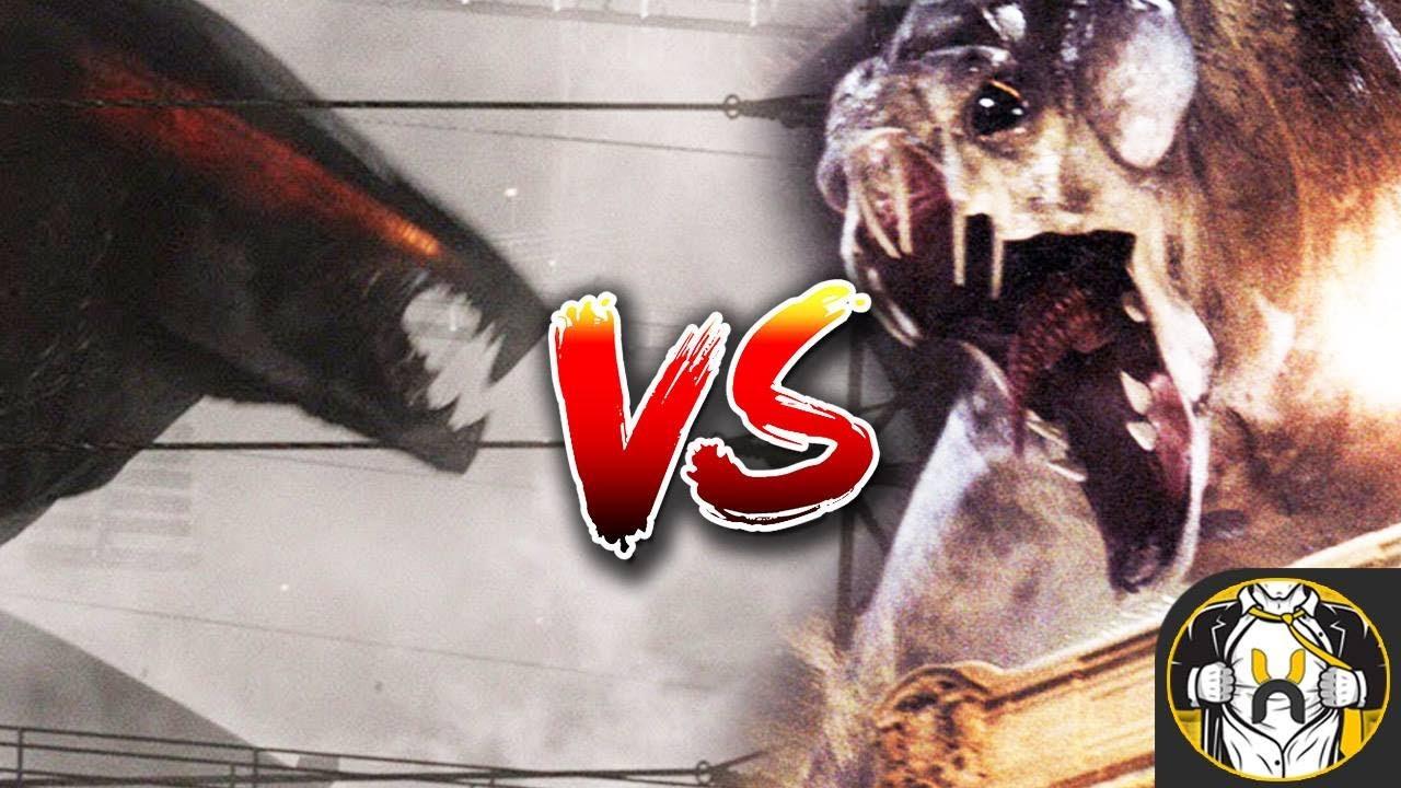 MUTO Kaiju vs Cloverfield Monster   Who Would Win? - YouTube Cloverfield Vs Kaiju
