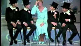 Julie Andrews and the Osmond Brothers   Supercalifragilisticexpialidocious