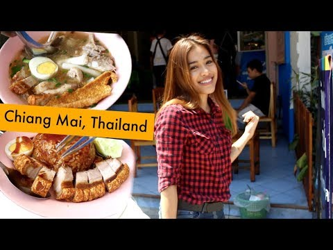 MUST EAT in Chiang Mai Ep.1