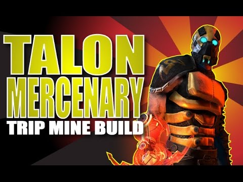 Mines! Talon Mercenary Engineer: Trip Mine Build: Platinum Gameplay: Mass Effect 3 Multiplayer