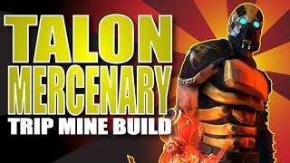 Mines! Talon Mercenary Engineer: Trip Mine Build: Platinum Gameplay: Mass Effect 3 Multiplayer