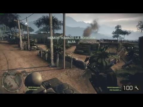 Battlefield Bad Company 2 Vietnam.