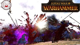 Last Alliance of the Old World - Total War Warhammer Online Battle ...