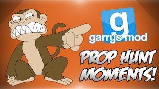 Garrys Mod Prop Hunt Funny Moments! - Worlds Worst Guards, The Dream, Cheatsidoodles and More!