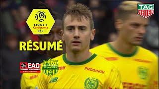 EA Guingamp - FC Nantes ( 0-0 ) - Résumé - (EAG - FCN) / 2018-19