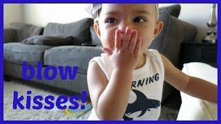 Blow Kisses! | TheGracefulLife