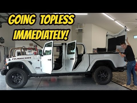 I Finally Bought a Jeep Gladiator, But I Stole it From Someone Else