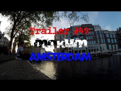 Trailer #49: Mokum [GoPro: 4K Timelapse of Amsterdam]