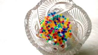 Гидрогель шарики орбис , растущие в воде  покупки на Алиэкспресс