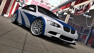 Final Pursuit with BMW M3 GTS (From NFS Run)