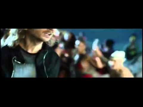 David Guetta - Little Bad Girl feat Taio Cruz & Ludacris official musik video HD