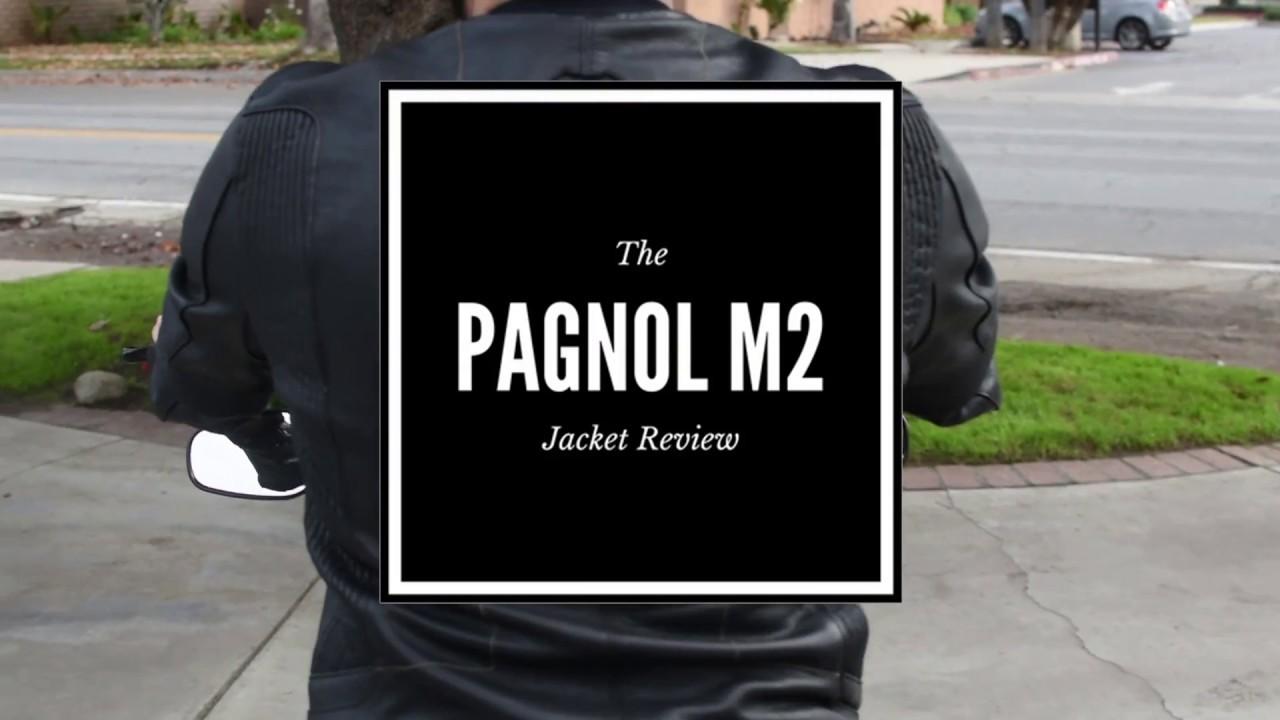 PAGNOL M2 MOTORCYCLE JACKET REVIEW!