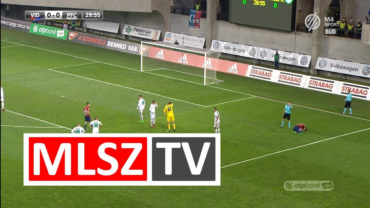 Videoton FC - Paksi FC | 2-0 | OTP Bank Liga | 17. forduló | MLSZTV
