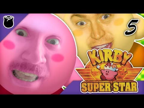 Kirby Super Star part 5: Fight the F'in Sun and Moon