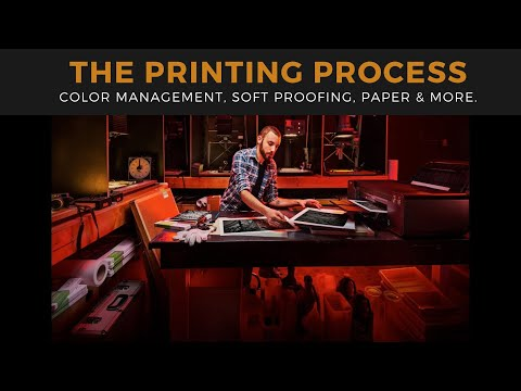 A Guide To The Printing Process