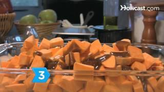 How To Make Sweet Potato Marshmallow Casserole
